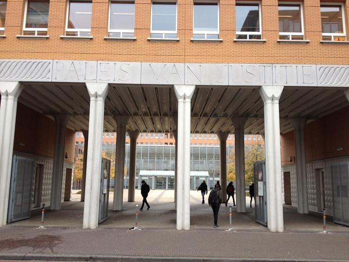 Rechtbank in Den Bosch.