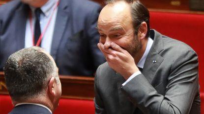 "Franse premier ontvangt vrijdag woordvoerders ""gele hesjes"""