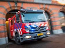 Brand in woning Nijkerk: bewoners niet thuis