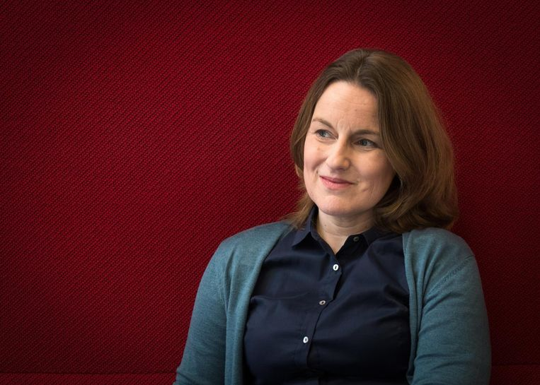 Mariëlle Hageman Beeld Marijke Stroucken