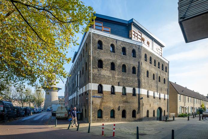 Jenevermouterij de Goudsbloem werd rond 1800 gebouwd.