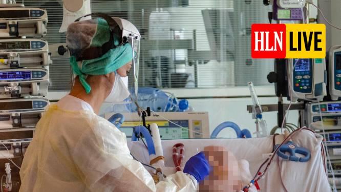 LIVE. Meer dan 3.000 mensen in het ziekenhuis - Voor het eerst meer dan 10.000 nieuwe besmettingen in Duitsland