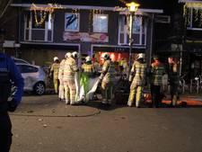 Ravage en gewonden na kettingbotsing in centrum Veenendaal