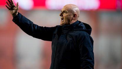 Miserie troef bij KV Oostende: coach Van Wijk ontslagen, ook sportief manager stapt op
