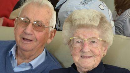 Noel en Bernice 65 jaar gehuwd
