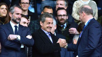 Voormalig Frans president Nicolas Sarkozy opgepakt door politie