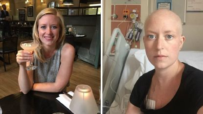 """Vermoeide Kate wijt hoofdpijn aan haar zware scheiding: """"Maar plots zeiden dokters dat ik nog maar 48 uur te leven had"""""""