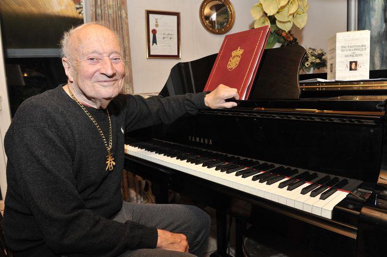 Ook François zal zelf ook spelen op z'n tribute concert.
