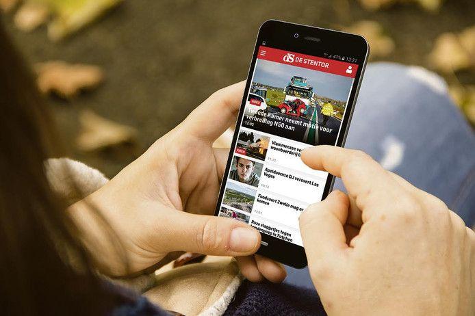 Download onze app