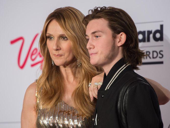 Céline en René-Charles in 2016.