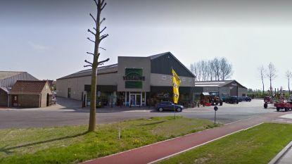 Brand bij tuincentrum Vergauwe blijkt loos alarm: inbraakdetectie zet toonzaal onder rook