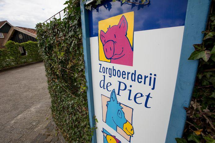 Zorgboerderij de Piet in Ypelo.
