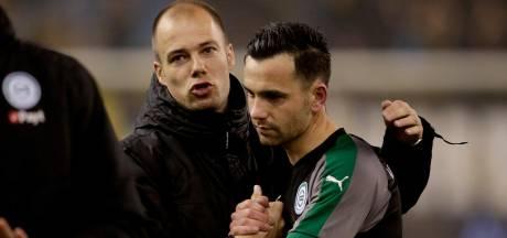 Buijs reëel na uitschakeling: Vitesse heeft ons eigenlijk nog in leven gelaten