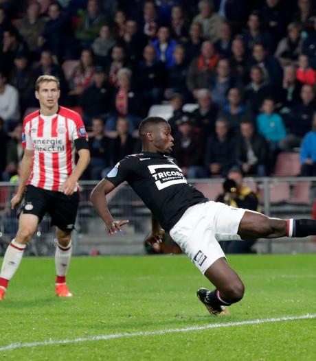 Karim Coulibaly scoort voor Willem II 2