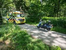 Drie gewonden door aanrijding tussen scooter en voetganger