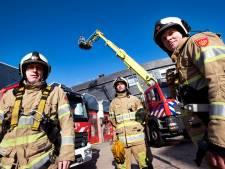 Gemeenten tegen het verdwijnen van hoogwerkers van de brandweer: 'We kunnen niet akkoord gaan'