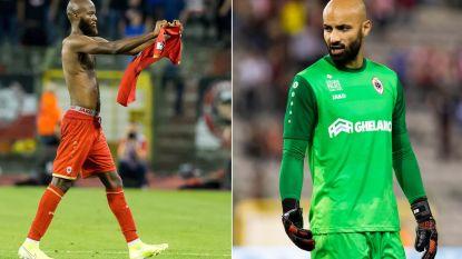 Lamkel Zé gaat Bolat te lijf: duo uit selectie voor match tegen Zulte Waregem, Mirallas wél mee