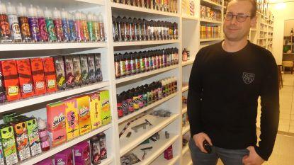 Andy opent vape-winkel in voormalige Game Mania