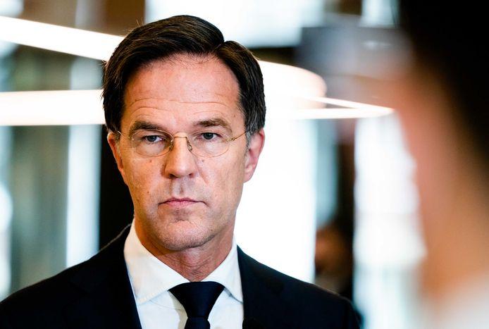 Premier Mark Rutte reageert op de aangifte die de Turkse president Recep Tayyip Erdogan tegen Geert Wilders heeft gedaan wegens belediging.