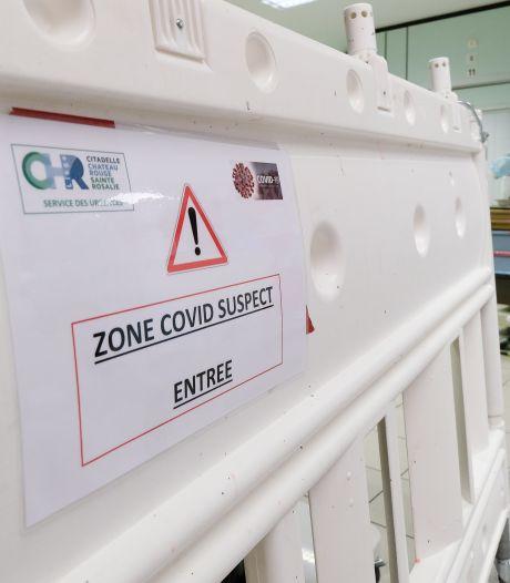 Près de 12.000 contaminations et 39 décès en moyenne par jour