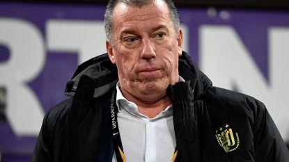 Wat nu met Luc Devroe op Anderlecht? Coucke wil hem niet laten vallen, maar wil hij zelf nog wel blijven?