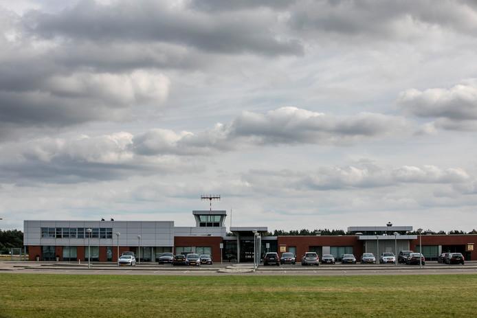 Kempen Airport zou gevoelig zijn voor mensensmokkel en drugshandel.