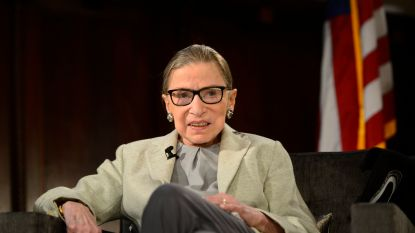 Soroptimist Land van Waas pakt uit met film 'On the basis of sex' over Amerikaanse opperrechter Ruth Bader Ginsburg