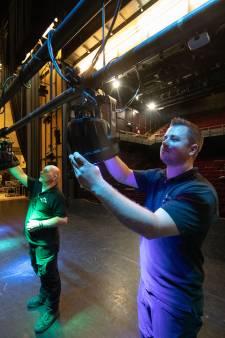 Coronamaatregelen krijgen theaters in Dronten en Lelystad er niet onder