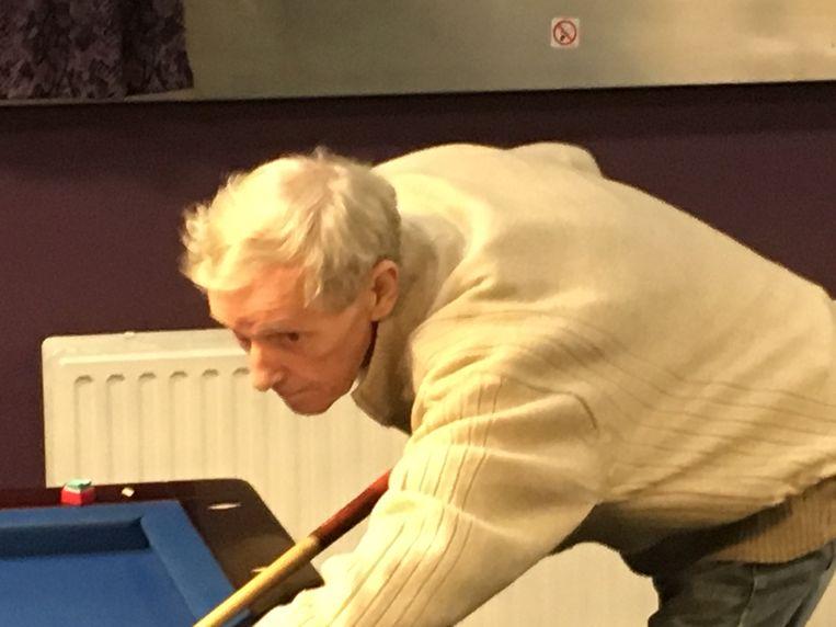Jean Pattheeuw is kampioen driebanden.