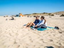 Optelsom van het weekend: Lege stranden, maar drukte in de parken