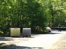 Drugsafval gevonden op parkeerplaats in Hattem