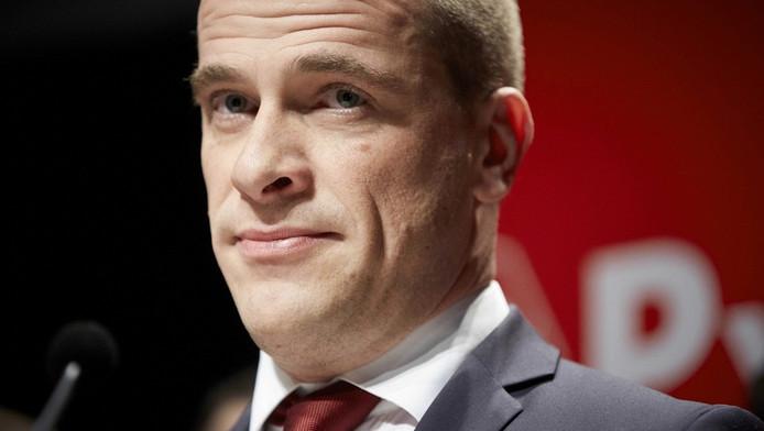 PvdA-leider Diederik Samsom.