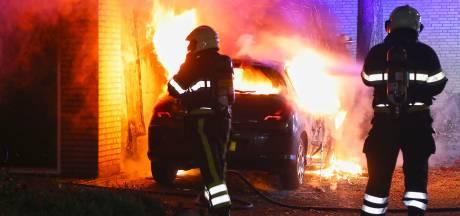 476 autobranden in negen maanden in Brabant: verzekeraars bezorgd