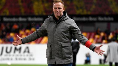"""KVM-coach Vrancken ruikt de Heizel: """"Chapeau voor deze groep"""""""