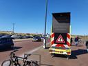 Waarschuwingsborden Noordwijk aan Zee