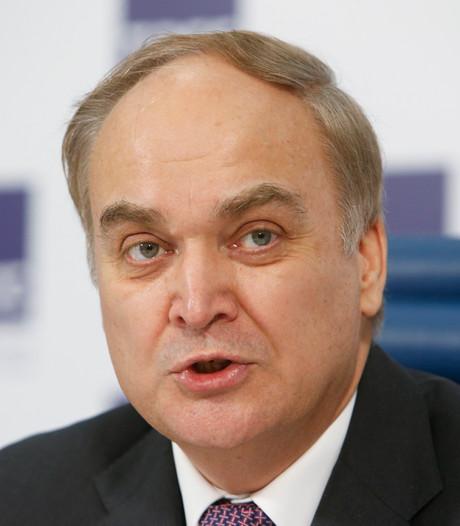 Antonov nieuwe Russische ambassadeur in VS