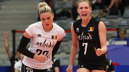 Yellow Tigers verliezen met 1-3 van Polen in Kortrijk