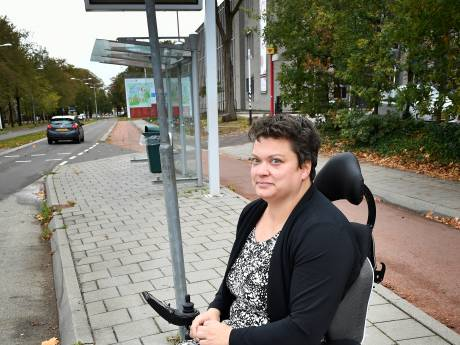 Arriva belooft beterschap na klacht van rolstoeler uit Malden: chauffeur moet assistentie bieden