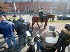 Minder politie bij NAC is volgens Depla 'compliment voor supporters'