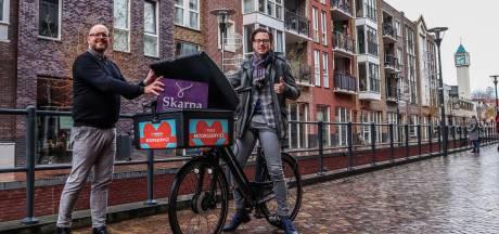 Gratis bezorgdienst om winkeliers in Veenendaal te helpen in coronatijd