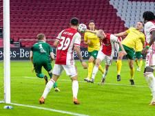 LIVE | Ajax poetst achterstand weg tegen Fortuna dankzij dubbelslag Klaassen