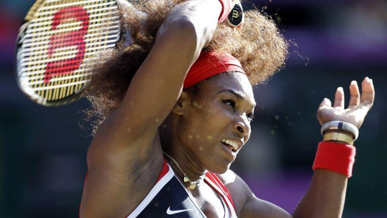 Serena Williams. Beeld ap