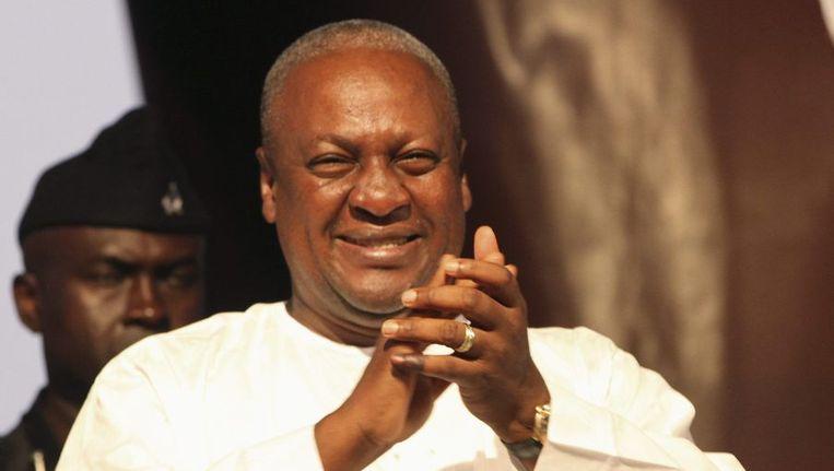 President John Dramani Mahama Beeld reuters
