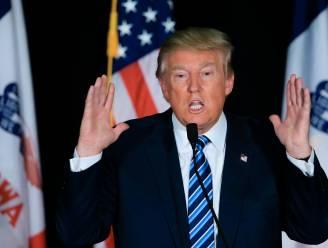 """Trump in eerste TV-ad: """"Ik hak de kop van IS er af"""""""