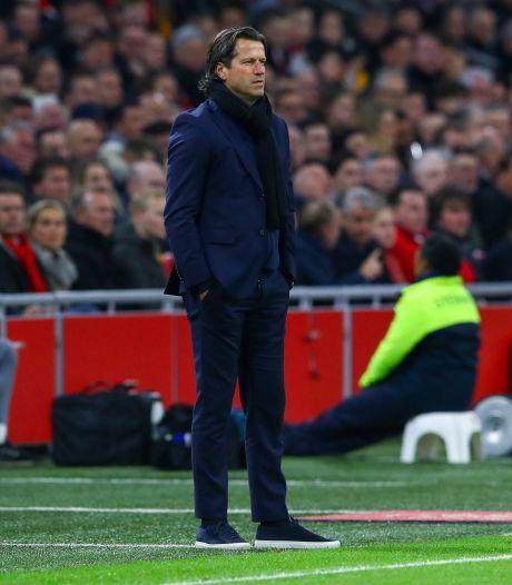 Nieuwe realiteit moet nu indalen bij PSV, dat de komende weken een nieuwe trainer hoopt te strikken