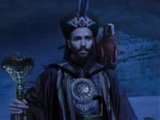 Aladdin-trailer laat Marwan Kenzari als Jafar zien en Will Smith als Geest