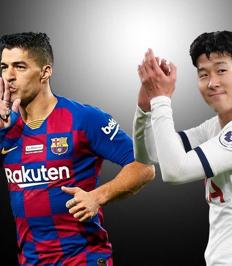 Son of Suárez? Welke wereldgoal was het mooist?