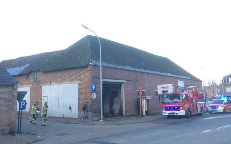 De brandweer kon enkel preventieve maatregelen opleggen.