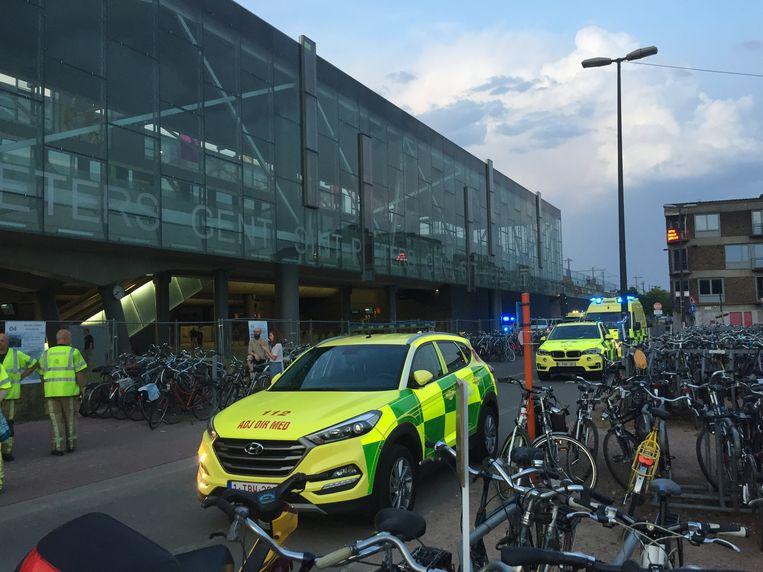 Gisteren werd het medisch interventieplan afgekondigd in Gent Sint-Pieters. Ook op andere plaatsen was het treinverkeer zwaar verstoord.