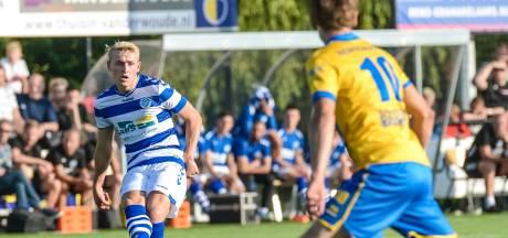 TOP Oss verwelkomt Van Nispen en wil nog geen afscheid nemen van Van der Sluys